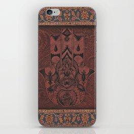 New Century Hamsa iPhone Skin