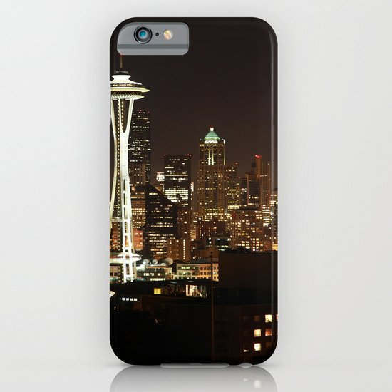 Simply Seattle iPhone & iPod Case