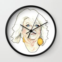 Paula Deen Wall Clock