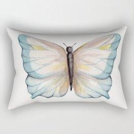 Butterfly watercolor Rectangular Pillow