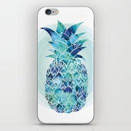 Pineapple Dream iPhone Skin