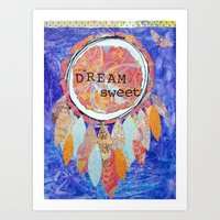 Dream Sweet Art Print