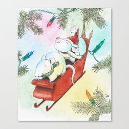 Pure Joy Canvas Print