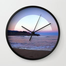 .M. Wall Clock