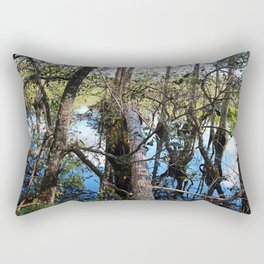 One Simple Change Rectangular Pillow