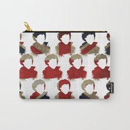 Sherlockian Union Jack Carry-All Pouch
