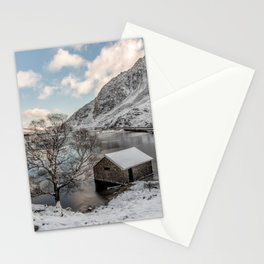 A Cold Start Stationery Cards