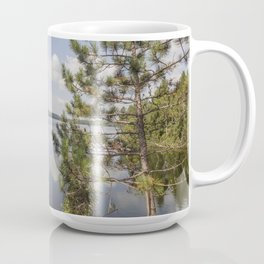 Beth Lake in the Boundary Waters Canoe Area Wilderness Coffee Mug