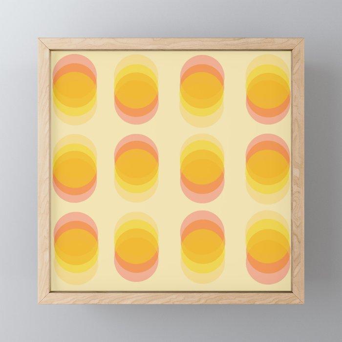 Sunset Dream Framed Mini Art Print