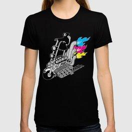Grim Hellraiser T-shirt
