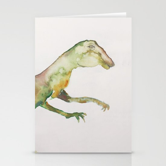 comsognathus Stationery Cards