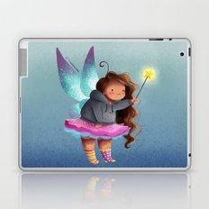 the lazy fairy godmother Laptop & iPad Skin
