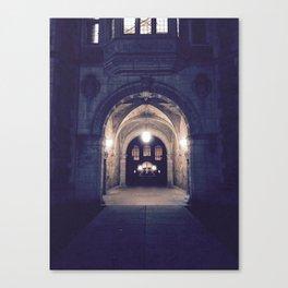 University of Michigan Law School Canvas Print