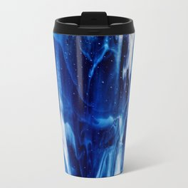 Blue Wave Travel Mug