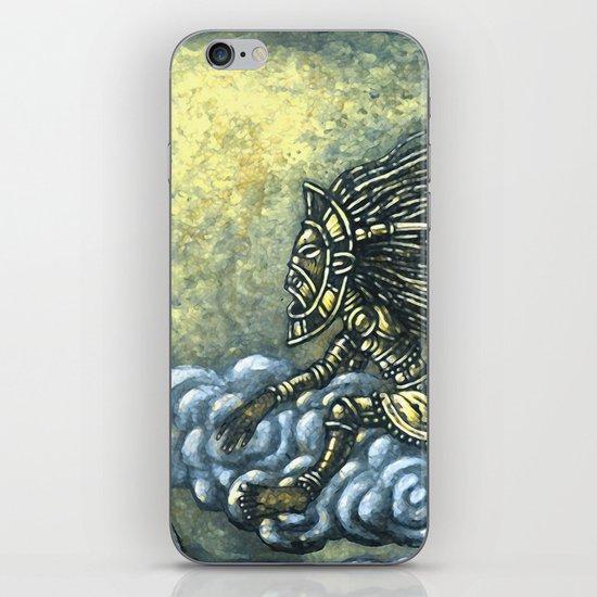 Sky Riders iPhone & iPod Skin