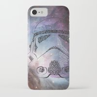 storm iPhone & iPod Cases featuring storm  by Vickn