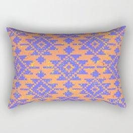 Boho Ethnic Pattern Rectangular Pillow