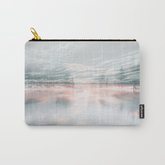 Fluid Glass Carry-All Pouch