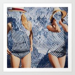 Cool Air Art Print