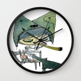 the rabbit's song Wall Clock
