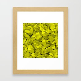 Creative pattern 34 Framed Art Print