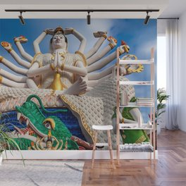 Goddess of Compassion Wall Mural