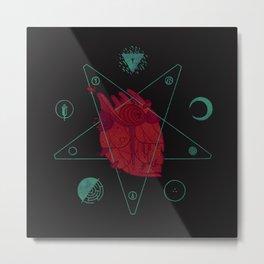 Ritual Metal Print