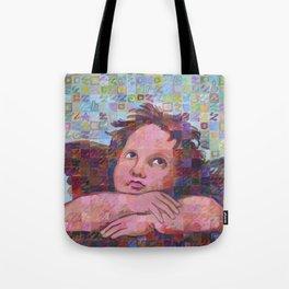Sistine Cherub No. 2 Tote Bag