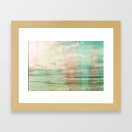Lake Michigan Framed Art Print