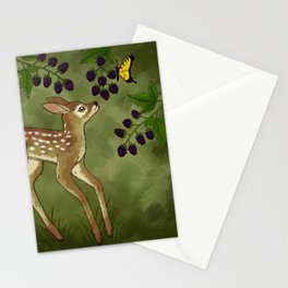 First Steps Stationery Cards