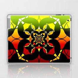 Butterfly Window Laptop & iPad Skin