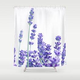 Fresh Lavender #1 #decor #art #society6 Shower Curtain