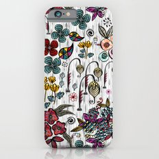 Floral Inspiration iPhone 6s Slim Case