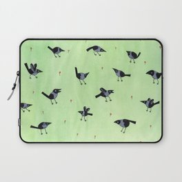 Magpies Laptop Sleeve