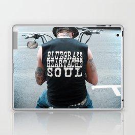 Bluegrass Heartache Soul Laptop & iPad Skin
