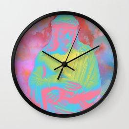 Paix Wall Clock