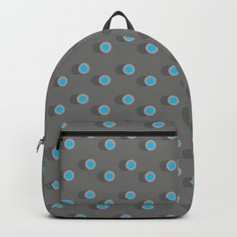 3D Dotted Pattern II Backpack