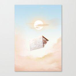A Frame Canvas Print
