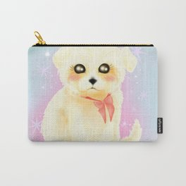 Magical Maltese Carry-All Pouch