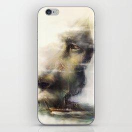 FADING MEMORIES iPhone Skin