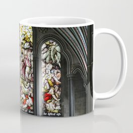 Even So Must The Son Of Man Be Lifted Up Coffee Mug
