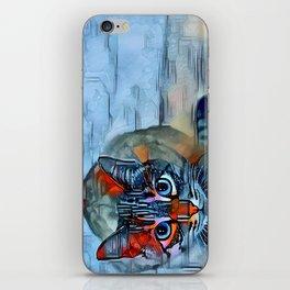 Watchful iPhone Skin