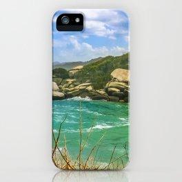 Tayrona National Park, Magdalena - Colombia iPhone Case