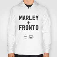 marley Hoodies featuring Marley + Fronto by Elements of Surprise