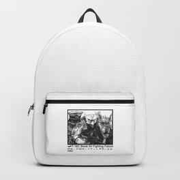 Falcon Flight W Backpack