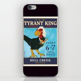 Rex iPhone Skin