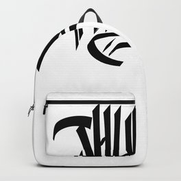 Thuglife Calligraphy-ti Backpack