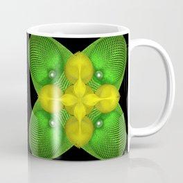 Quad Pod-Stereogram Coffee Mug