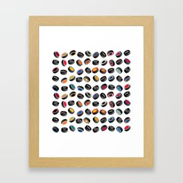 Pucking Awesome Framed Art Print