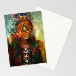 Treyeangle Stationery Cards